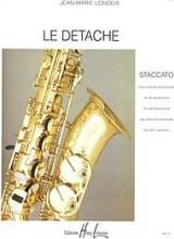 Détaché - staccato pour tous les saxophones