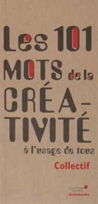 101 mots de la créativité