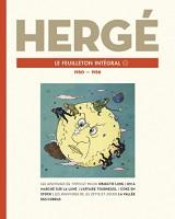 Hergé, le feuilleton 1950 - 1958