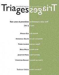 Triages Anthologie Vol. I (2015)