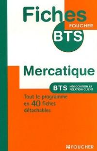 Mercatique BTS NRC