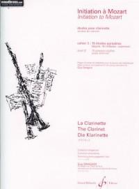 Initiation a Mozart Volume 3 (dangain) - Clarinette