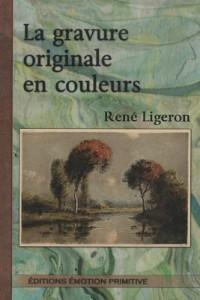 La gravure originale en couleur