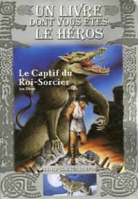 Loup Solitaire, Tome 14 : Le Captif du Roi-Sorcier