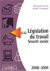 Législation du travail, sécurité sociale