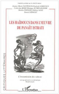 Les Haïdoucs dans l'oeuvre de Panaït Istrati