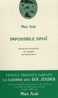 Impossible Sinaï