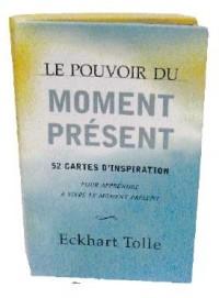 Coffret le Pouvoir du Moment Present