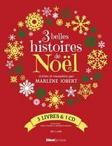 Coffret 3 belles histoires de Noël : Contient : Curieux Noël pour un vieux grigou ; L'arbre qui pleure ; Une nuit bizarre bizarre... (1CD audio)