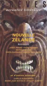 REVUE BREVES T.79 ; NOUVELLE ZELANDE ; NOUVELLES