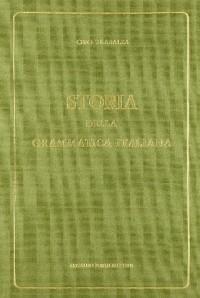 Storia della Grammatica Italiana.