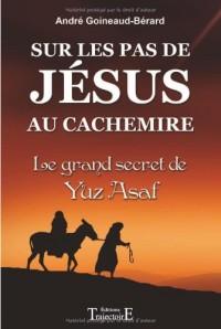 Sur les pas de jesus au cachemire - le grand secret de yuz asaf