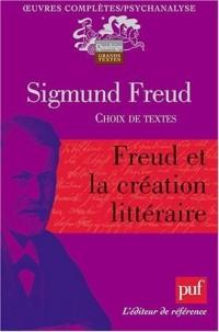 Freud et la création littéraire