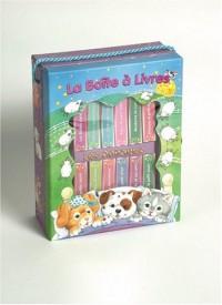 La boîte à livres : Les animaux