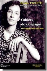 Cahiers de campagne