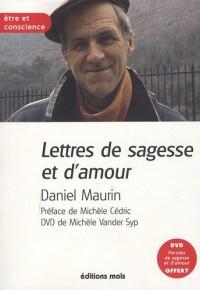 Lettres d'amour et de sagesse (1DVD)