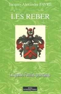 Les Reber Les Grandes Familles Protestantes