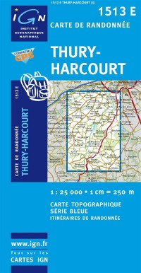 Thury-Harcourt GPS: Ign1513e