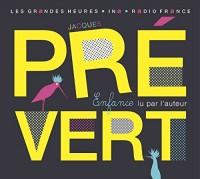 Enfance - Jacques Prévert (1900-1977) (2 CD + livret)