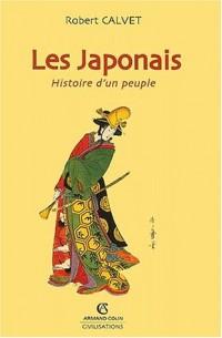 Les Japonais. : Histoire d'un peuple