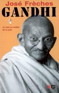 Gandhi : Tome 1, Je suis un soldat de la paix