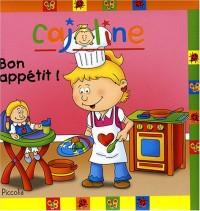 Cajoline : Bon appétit !
