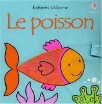 Le Poisson (livre tissu)