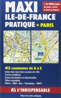 Maxi Ile-de-France Pratique + Paris