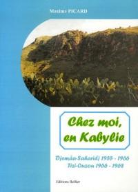 Chez moi, en Kabylie