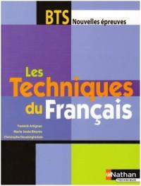 Les Techniques du Français BTS