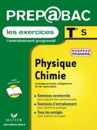 Prépabac, les exercices : Physique - Chimie, terminale S