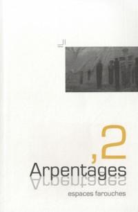 Arpentages - 2e Saison