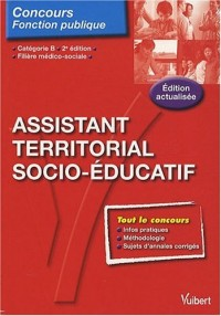N°105 Assistant territorial socio éducatif catégorie B