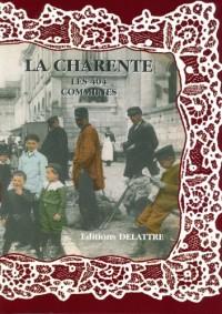 La Charente, les 404 Communes
