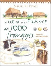 Voyage dans la France aux 1000 fromages