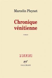 Chronique vénitienne