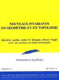 Nouveaux Invariants En Geometrie Et En Topologie