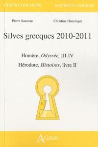 Silves grecques 2010-2011