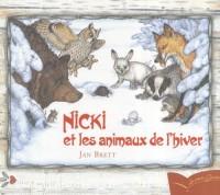 Nicki et les animaux de l'hiver