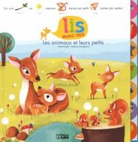 Lis avec Moi : les Animaux et Leurs Petits - 3 ans