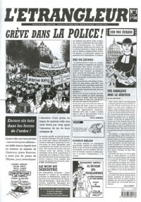 L'étrangleur, N° 1, Mars 2006 :