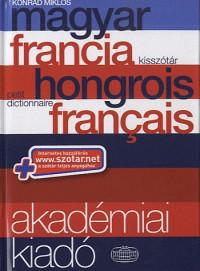 Petit dictionnaire magyar-francia francais-hongrois