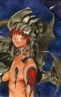 Blue Dragon: Ral Grad - Coffret T1 à T4