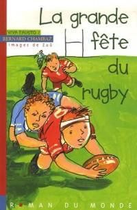 Viva Fausto !, Tome 4 : La grande fête du rugby
