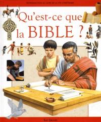 Qu'est-ce que la Bible ?