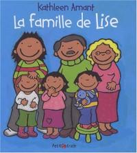 La famille de Lise