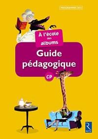 Méthode de lecture : À l'école des albums CP 2016