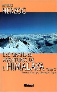 Les grandes aventures de l'Himalaya, tome 2