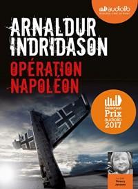 Opération Napoléon: Livre audio 1 CD MP3