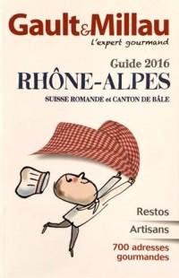 Guide des restaurants Rhône-Alpes